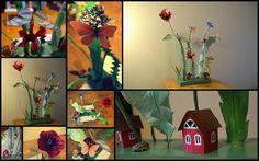 Fjärilsskog av papper av Emmy på Livserfarenhet Painting, Art, Art Background, Painting Art, Kunst, Paintings, Performing Arts, Painted Canvas, Drawings
