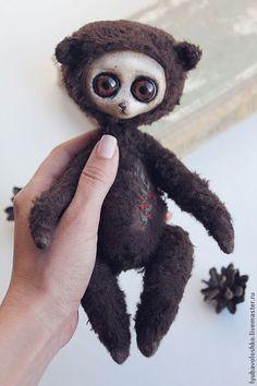 Мишки Тедди ручной работы: Митя. Handmade.
