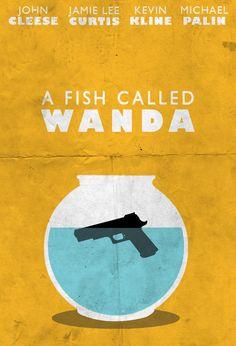 Flash Review: A Fish Called Wanda [1988]