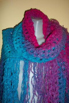 New year Sale and FREE SHIPPINGCrochetedBlue by selecta6 on Etsy, $45.00