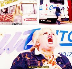 Pitch Perfect...laughed so hard i cried during this movie :D