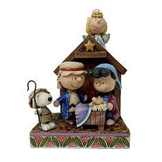 Jim Shore Peanuts Charlie Brown Snoopy Lucy and Sally Christmas Pageant Figurine Peanuts Christmas, Charlie Brown Christmas, Charlie Brown And Snoopy, Xmas, Jim Shore Christmas, Christmas Time Is Here, Christmas Pageant, Christmas Wishes, Merry Christmas