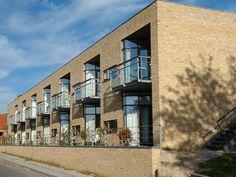 Toftehaven in Ballerup Denmark by Vilhelm Lauritzen Architects