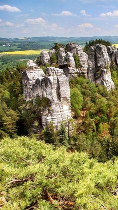 Bohemian Paradise Czech Republic