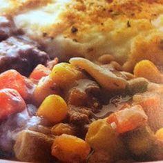 Shepherd's Pie with Red Wine Crockpot Recipe