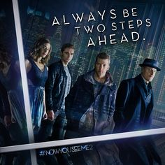 now you see me 2 movie cast