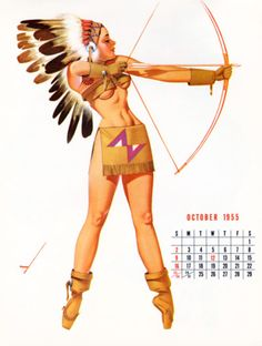 Cherokee relative
