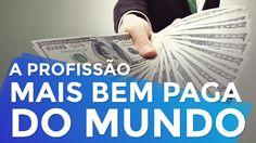 A PROFISSÃO MAIS BEM PAGA DO MUNDO | ERICO ROCHA | PARTE 130 DE 365