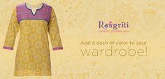 #Ideas for #styling Rangriti $Summer Spring #Kurta
