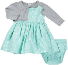 Carter's Baby Girls Woven Dress Set - Turquoise Dot Carter's,http://www.amazon.com/dp/B00E4SFFJU/ref=cm_sw_r_pi_dp_UKlWsb0KSSVW655C