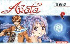 Arata / Yuu Watase (visuel du tome 1) Editions Kurokawa