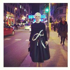 Pasión Vega con #look de #AntonioGarcía para la #fiestaTELVAmoda #cantante #fabulous #outfit #moda #diseñador #designer #fashion #fashionable #itgirl #fashiongirl #diciembre #fiesta #outfitoftheday #picoftheday #perfection #dress #Spain #style #stunning #cool #antoniogarcia #streetstyle #celebrity #photo