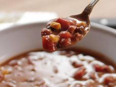 Get 7-Can Soup Recipe from Food Network