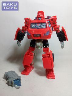 Transformers Universe Classics Ironhide loose