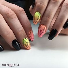 """""""Clouds come floating into my life, no longer to carry rain or usher storm, but to add color to my sunset sky"""" Rabindranath Tagore #nails #quotes"""