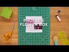 Quilt Snips Mini Tutorial - Pheobe's Flower Box