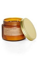 P.F. Candle Co. Golden Coast Double Wick Soy Candle