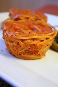 Spaghetti and Red Sauce