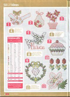 Gallery.ru / Фото #10 - Cross Stitch Crazy 169 ноябрь 2012 + приложение Christmas Co - tymannost