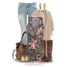 City or Country Outfit: Poll
