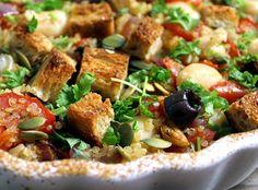 Veganmisjonen: Store hvite bønner med ovnsbakt tomatsaus, quinoa ...
