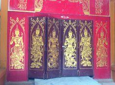 Doi Suthep Temple, Chiang Mai, Thailand.