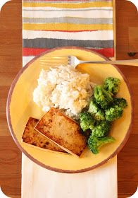 Vegan Mother Hubbard: Meatless Monday: Sweet and Salty Pineapple Tofu