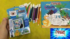 Adventure time - Hora de aventura 2 Baralho Copag e caderno de pintura   Curta, compartilhe, inscreva-se!!!  http://www.dailymotion.com/video/x4bc9yf_adventure-time-hora-de-aventura-baralho-e-caderno-de-pintura-copag-app-google-app-store_fun