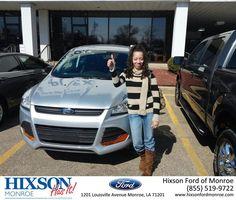 https://flic.kr/p/G2WXX8 | #HappyBirthday to Shelia from Scott Turner at Hixson Ford of Monroe! | deliverymaxx.com/DealerReviews.aspx?DealerCode=M553