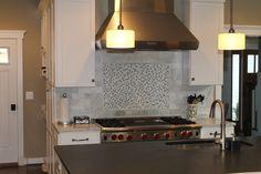 Custom Kitchen in Kelsea Model