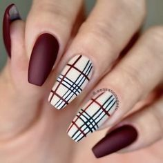 Simple Fall Nails, Cute Nails For Fall, Simple Acrylic Nails, Fall Acrylic Nails, Autumn Nails, Winter Nails, Spring Nails, Summer Nails, Fall Gel Nails
