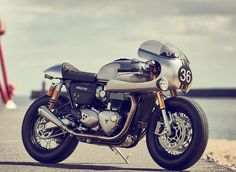 Triumph and barbour