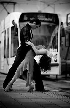 ballroom dance with my man
