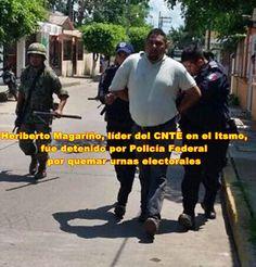 """REDACCIÓN"""" La Noticia con Verdad"""": JORNADA ELECTORAL EN OAXACA, CASILLAS QUEMADAS, BL..."""