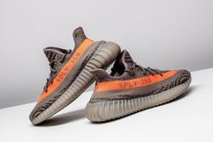 The adidas Yeezy line has been one of the most popular imprints for quite some time. Here's a complete guide to every adidas Yeezy release ever. Yeezy Boots, Yeezy Sneakers, Shoes Sneakers, Converse Shoes, Athletic Outfits, Sport Outfits, Summer Outfits, Winter Outfits, Adidas Shoes Outlet