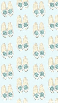 Pastel blue shoes pumps iphone wallpaper background phone lock screen