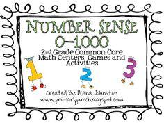 Math, Math, Math! {and a FREEBIE}