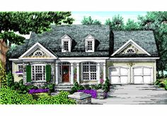 Southland Hills - Home Plans and House Plans by Frank Betz Associates