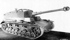 Torsion Bar Suspension, Tank Destroyer, Model Tanks, Maybach, Red Army, German Army, Warfare, World War Ii, Military Vehicles
