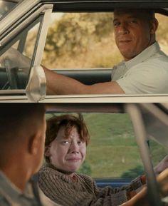 Too fast too Weasley