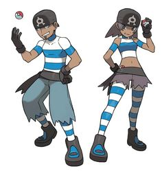 Alpha Sapphire Omega Ruby Team Aqua Grunts