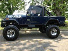 Purchase used 1982 Jeep Scrambler Beautiful,NO On The NET Must See! in Cleveland, Mississippi, United States Jeep Cj, Jeep Truck, Jeep Wrangler, Jeep Scrambler, Honda Civic Si, Mitsubishi Lancer Evolution, Nissan 350z, Nissan Skyline, Subaru Impreza