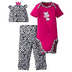 Find amazing Monsta Clothing Co. Baby MC-Zebra-PK-WT Bodysuits 24 month Purple/Pink/White zebra gifts for your zebra lover. Great for any occasion! Monsta Clothing, Baby Shower Advice, Baby Zebra, Gerber Baby, Girls Dress Up, Baby Girl Newborn, Baby Girls, Ribbed Fabric, Clothing Co