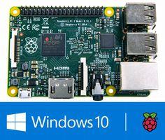 Windows 10 for Raspberry Pi 2