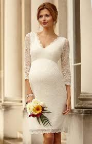34a41cbe7cd Vestidos de novia para embarazadas #premama #boda #novia #vestido #traje #