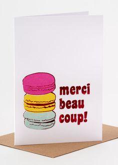 The Thankful Macaroon Card Set