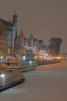 Gdańsk by namq, via Flickr  Poland