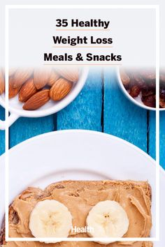 From turkey burgers to banana smoothies, these simple recipes will rev up your metabolism, and help you feel full all day long. #healthyeating #healthysnacks #weightloss #diettips #healthymealideas