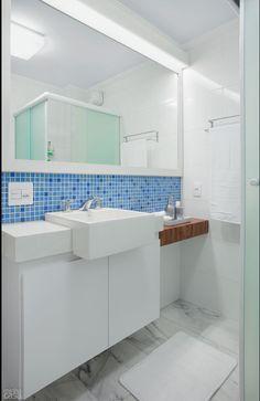 Banheiro Pastilhas