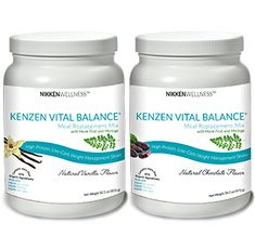 Organic Food for Everyday Health Kenzen Vital Balance® is a crucial component of the Everyday Organic-Based Weight Management Program.